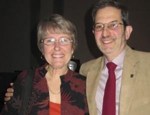Linda and Stan