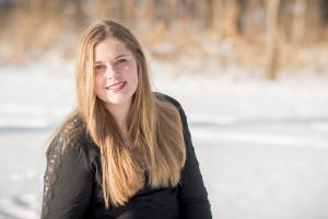Kimberly Wethal 2014 scholarship winner